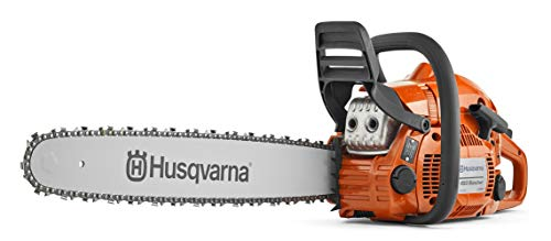 Husqvarna 450R 18' Gas Chainsaw, Orange