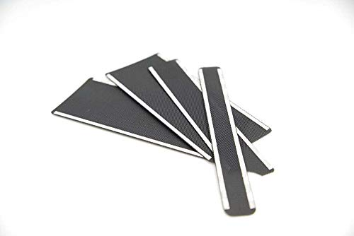 5 Pcs Patches of Dustproof net for Synology NAS DiskStation DS918+ DS418 Play Air Filter Black
