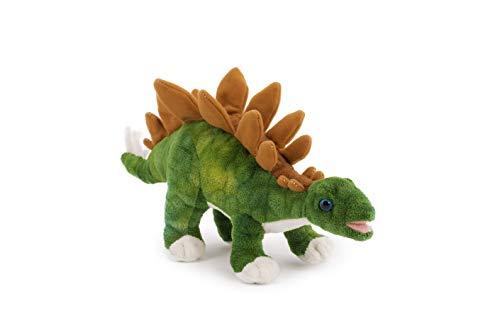 Trigon Stegosaurus, 30 cm, Plüschtiere Kuscheltiere Stofftiere Dinosaurier Dinos Saurier