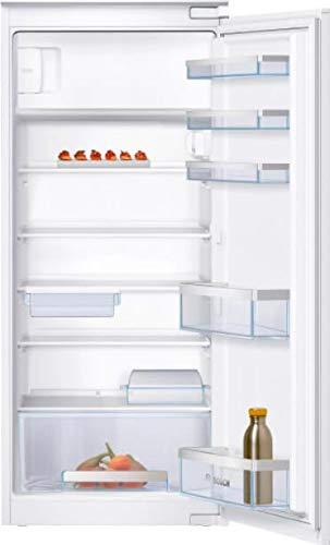 Bosch Elettrodomestici KIL24NSF3 Serie 2 - Frigorífico empotrable con compartimento congelador (122,5 x 56 cm)