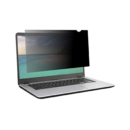 Review Of AmazonBasics Privacy Screen Filter for 15.6 Inch 16:9 Widescreen Monitor