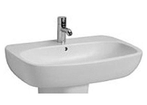 Ceravid Cavea Waschbecken Breite 65cm weiß Alpin, ohne Armatur, C48065000