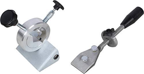 Holzmann Maschinen 2 pz. Kit de support pour molatore à Humide/Sec nTS 200S H040220001