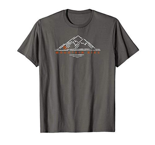 Mountain Bike Life Trails Are Calling MTB Big Mtn Trail Ride T-Shirt