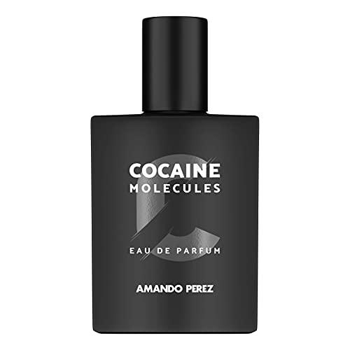 Amando Perez COCAINE Molecules (50 ml) • Parfum mit Pheromone Lockstoff • Unisex Eau De Toilette für Männer und frauen parfüm angebote
