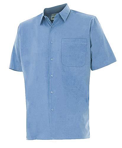 Velilla P5315M - Camisa manga corta un bolsillo