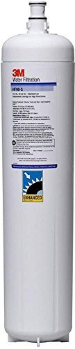 3m CUNO hf90-s, replacement Cartridge for BEV190Water filtration System–0.2micron and 5gpm