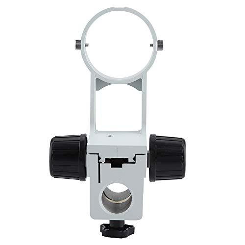 Candeon Soporte de microscopio estéreo enfocado al microscopio Diámetro 76 mm Soporte de Enfoque