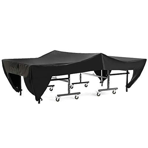 Tischtennisplatte für Den Außenbereich, Winddichte Tischtennisplatte für Tischtennisplatten 190T Polyester TAFT Tischdecke für Den Außenbereich Leichte Tischdecke für Den Außen- und Innenbereich