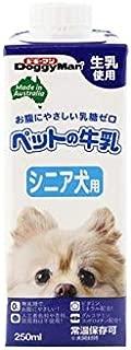 ドギーマンハヤシ ペットの牛乳シニア犬用 250ml 1パック
