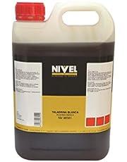 NIVEL - Taladrina Blanca 5 Litros Nivel Nv98561
