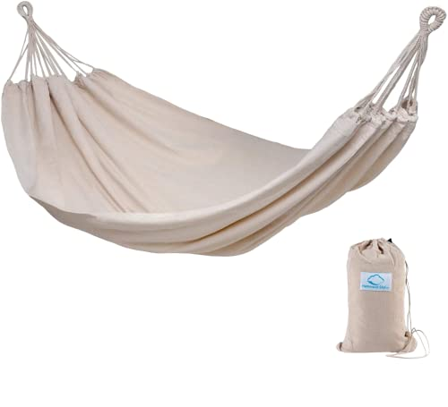 Hammock Sky Brazilian Double Hammock Two Person Bed for Backyard, Porch, Outdoor and Indoor Use -...