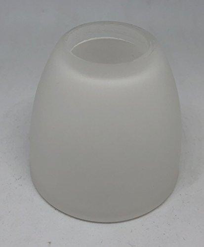 KHL Lampenglas Lampenschirm G9 opalfarbig weiss KH8819 55mm