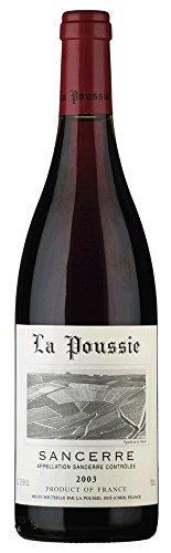 Domaine de la Poussie Sancerre Rouge La Poussie Cuvée 2010 (3 x 0.375 l)