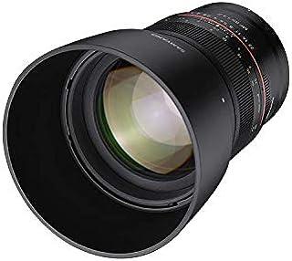 Samyang MF 85mm F1,4 Z für Nikon Z – Vollformat Portrait Objektiv für Z Mount, geeignet für Nikon Z, manueller Fokus, für Nikon Z 6II, Nikon Z 7II, Nikon Z 5, Nikon Z 50, Nikon Z 6, Nikon Z 7
