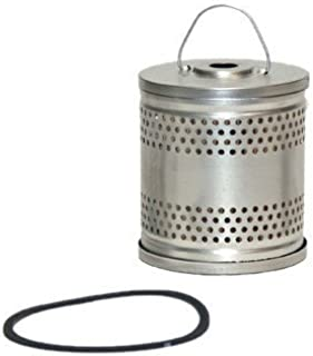 WIX Filters - 51010 Heavy Duty Cartridge Fuel Metal Canister, Pack of 1
