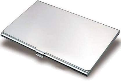 Smart iCards ; Card Holder, Professional Business Card/Visiting Card/Credit Card Holder Wallet with Magnetic Closure ...