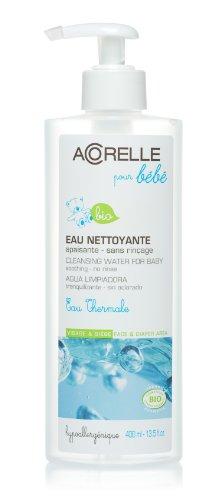 Acorelle Baby Reinigungswasser, 1er Pack (1 x 400 ml)
