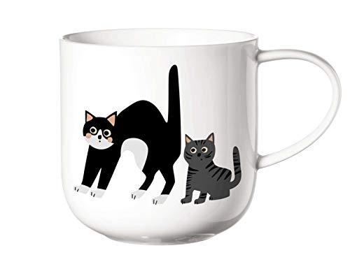 ASA 19443014 COPPA Henkelbecher Surprised Cats 0,4 l (1 Stück)