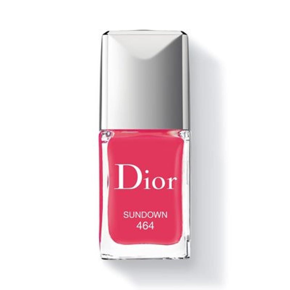 二週間勝利カリキュラムChristian Dior クリスチャン ディオール ディオール ヴェルニ #464 SUNDOWN 10ml [並行輸入品]