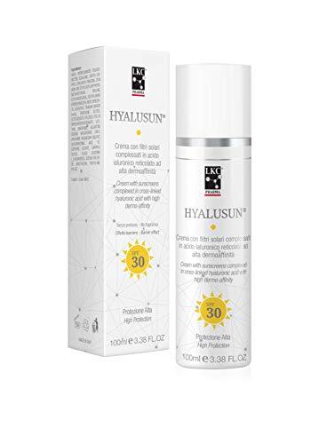 Hyalusun® SPF 30, Protezione Solare - 100 ml LKC Pharma