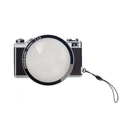 Kikkerland 66mm Camera Fresnel Magnifier Bookmark (MG10)