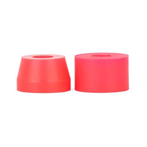 Sunrise Skateboards Gummies Longboard Bushings Barrel Cone Lenkgummies 85A - 95A Verschiedene Härten (95A pink - Hard)