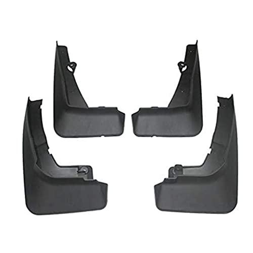 Faldillas Antibarro Compatible con BMW X6 M Series X6M Sports 2020 2021, Guardabarros para Coche, Guardabarros de Goma Delantero Y Trasero, Guardabarros de Rueda de Coche Duradero