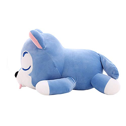 æ——  Cute Soft Plush Small Wolf Animal,Stuffed Animals Cute Hug Pillow Cushion Gifts Toys for Baby Showers, Birthdays, Valentines or Christmas