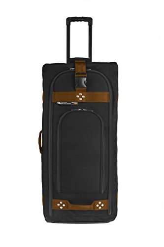 Club Glove TRS Ballistic XL Check-In Luggage (Black/Bronze)