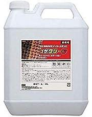 アズワン アルカリ洗浄剤 コゲクリーン 4L/61-6754-69