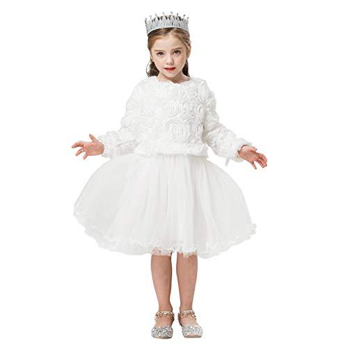 Wedding Party Birthday Dress Florales Encaje Vestido de Novia Chicas Cumpleaños Fotografia...