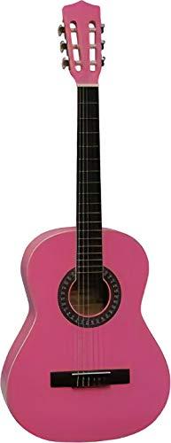 Gomez 034 klassieke gitaar 1/2 roze
