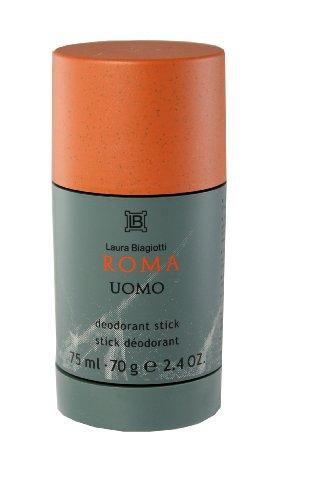 Laura Biagiotti Roma Uomo homme/ men, Deodorant, Stick, 75 ml