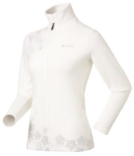 Odlo Damen Pullover Moosalp, snow white, M, 220721