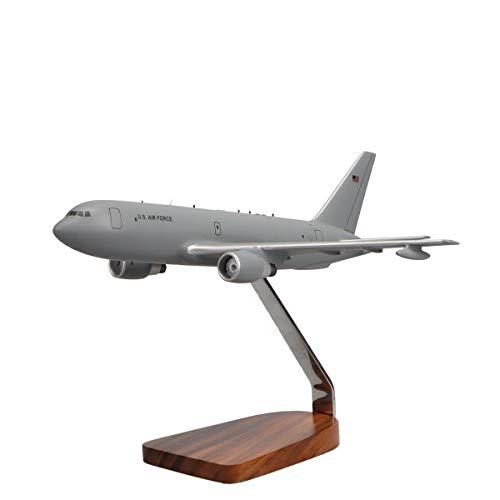 High Flying Models Boeing KC-46 Pegasus Limited Edition Large Mahogany Model