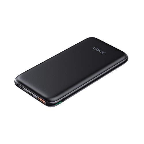 AUKEY PB-Y25 Power Bank USB-C 8000mAh Wireless 18W QC 3.0
