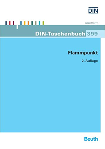 Flammpunkt (DIN-Taschenbuch)