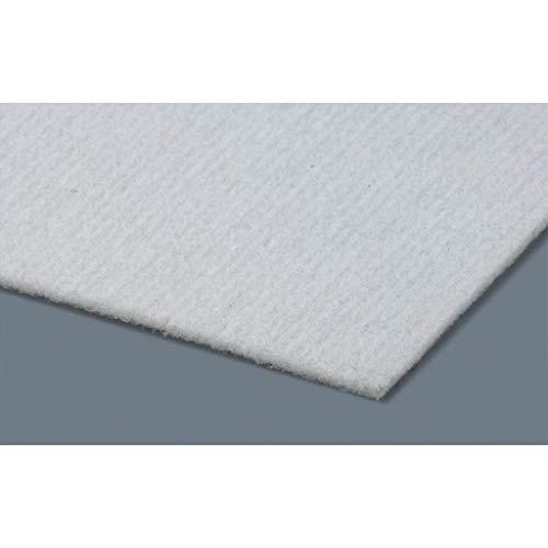 Ako Top - Tappeto in pile, Pile, bianco, 120 x 180cm