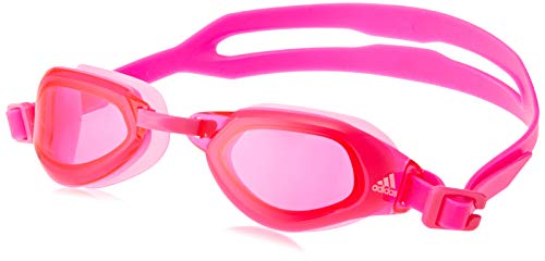 Adidas Kinder PERSISTAR FIT JR schwimmbrille, Rosa (Shock Pink/Shock Pink/White), One size