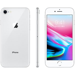 【SIMロック解除済】 Apple iPhone8 256GB シルバー docomo