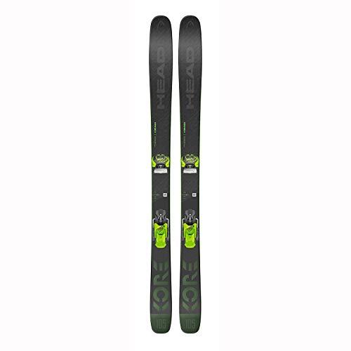 HEAD – Pack de esquí Kore 105 + fijaciones Attack 13 Gw Hombre – Hombre – Talla 189 – Negro