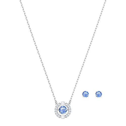 Swarovski Damen Schmuck-Sets Vergoldet - 5480485