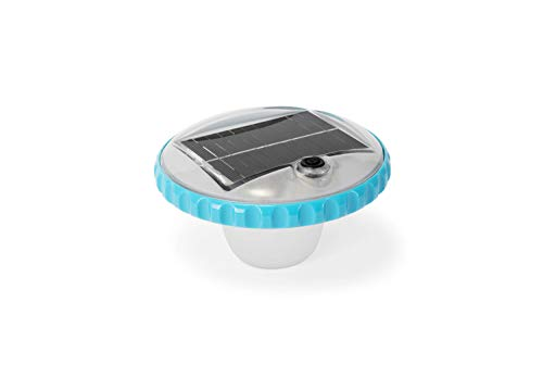 Intex LED floating Poolleuchte - Batteriebetriebene Blitzboje - 3 Beleuchtungsmodi