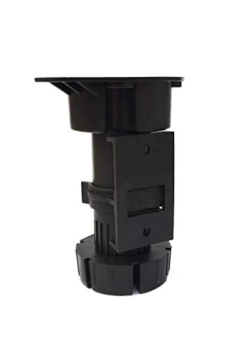 12 X Mprofi MT® Möbelfuß Küchenfuß Stellfuß Verstellbar Sockelfuss 100mm - 160mm