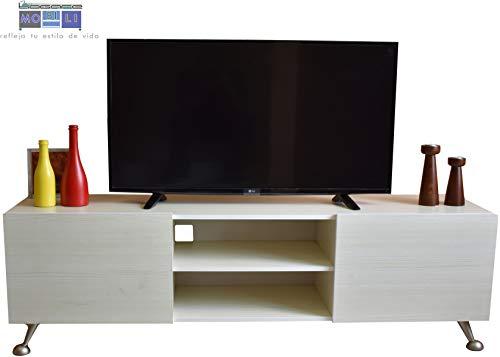 Hogare Centro De Entretenimiento Italy, Mueble para TV, Moderno Y Elegante