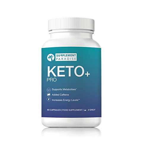 Keto Plus PRO - Weight Loss & Fat Burn Formula (1 Month Supply) - SUPPLEMENT PARADISE