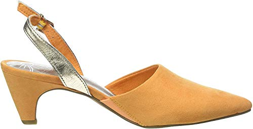 MARCO TOZZI Damen 2-2-29617-32 Pumps, Orange (Mango Comb 636), 40 EU