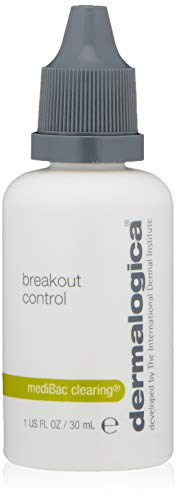 Dermalogica Breakout Control (1 Fl Oz) Acne Treatment Gel with Tea Tree Oil - Regulates Oil Production and Helps to Clear and Prevent Breakouts