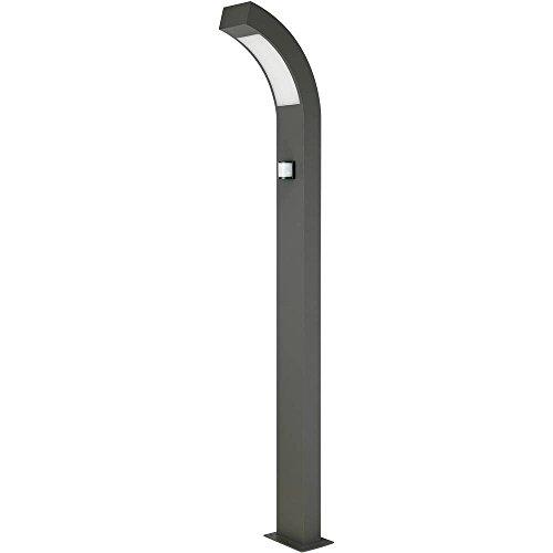 Prebent 12537-1000 LED-Außenstandleuchte mit Bewegungsmelder 3.84 W Warm-Weiß EEK: LED (A++ - E) Anthrazit